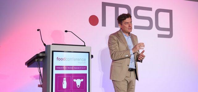 Rückblick auf die food conference munich 2017