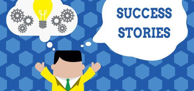 Zusammenfassung verschiedener Success Stories