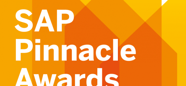 msg erhält den SAP Pinnacle Award 2020 – Digital Core